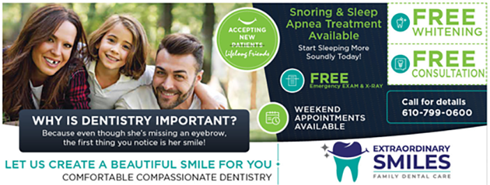 free whitening dental offer
